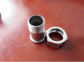 DN15不锈钢接管螺母1
